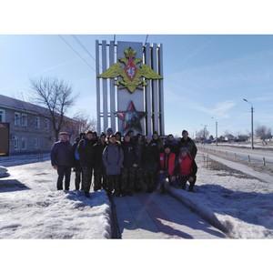 Участники «Молодежки ОНФ» в Волгоградской области присоединились к акции «В армию на денек»