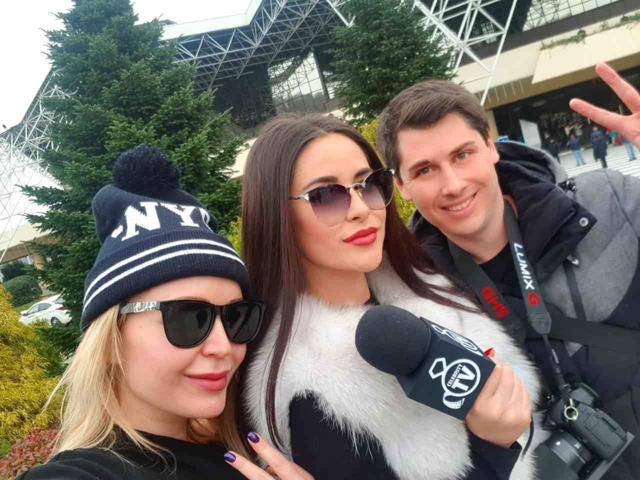 Журналисты России посетили игорную зону «Красная Поляна»