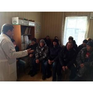 В филиале по Енотаевкому району УИИ состоялось профилактическое мероприятие