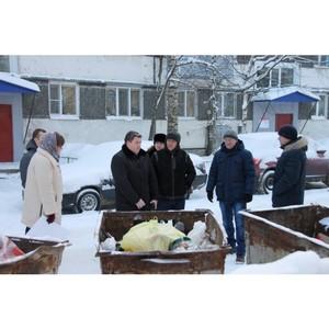 «Молодежка ОНФ» в Коми подключилась к контролю за реализацией «мусорной реформы»