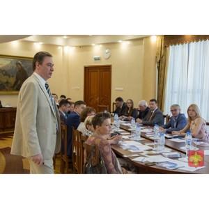 Рабочие встречи с представителями регионов Российской Федерации