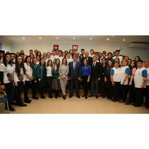 Состоялось подведение итогов Года добровольца в Кабардино-Балкарии