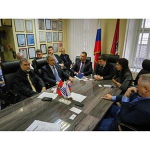 Заседание круглого стола, организованное Комитетом Кризисного управления МОО МАП