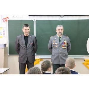 Активисты ОНФ в Коми провели «урок мужества» для сыктывкарских школьников