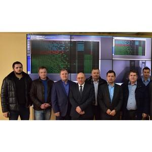 Руководители Подольского водоканала высоко оценили производственную культуру Мытищинской теплосети