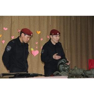 Росгвардия: Троекратное «Ура!» всем, кто всегда на страже, на посту и на маршрутах патрулирования