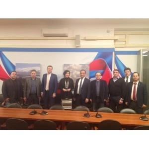 Социальными проектами Башкортостана заинтересовались в Госдуме