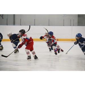 В Ивантеевке Московской области состоялся турнир «Лидеры хоккея» среди команд 2010 года рождения
