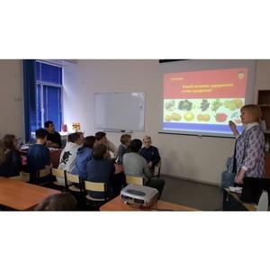 В Карелии активисты ОНФ провели акцию «Десант здоровья» для школьников Петрозаводска