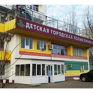 Стандарты бережливой поликлиники внедряются в Астрахани