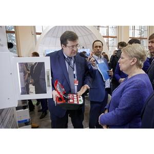 «Швабе» представил технологии для модернизации школ