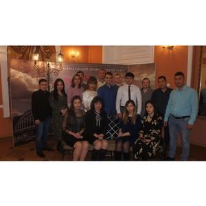 Сотрудники ИК-8 посетили Астраханский драматический театр
