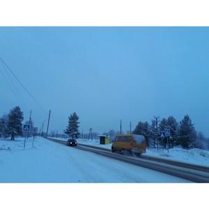 ОНФ в Коми поднял проблему транспортного обслуживания жителей Емвы