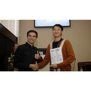 Иностранные студенты завершили обучение по программам Зимнего университета