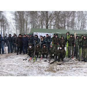 Фонд «Новотранс-5П» организовал лыжную гонку памяти Федора Давыдова в Орловской области