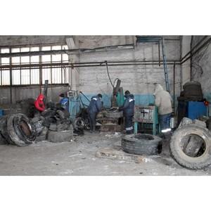 Активисты ОНФ в Мордовии посетили предприятие по утилизации и переработке вторсырья