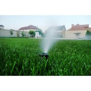 Современные системы полива газона