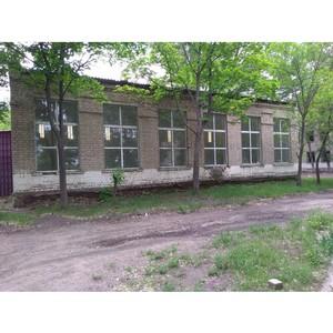 ОНФ в Воронежской области добился строительства спортзала для школы в поселке Елань-Коленовский