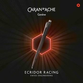 Просьба пристегнуть ремни безопасности: новая модель Ecridor Racing от Caran d'Ache