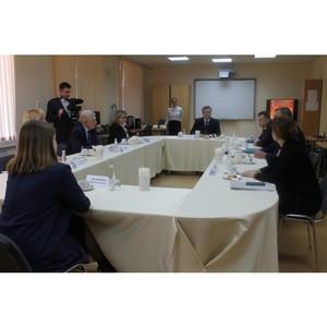 Активисты ОНФ передали губернатору Вологодской области общественные предложения по итогам 2018 года