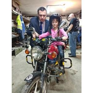 Тюменское «ВОА» продолжает реализацию детских просветительских проектов