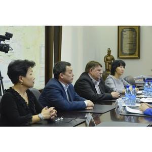Народный фронт в Туве передал главе региона общественные предложения