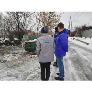 ¬олгоградские активисты добились ликвидации крупной свалки в частном секторе ¬олгограда