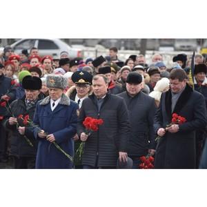 Годовщина создания Уральского добровольческого танкового корпуса