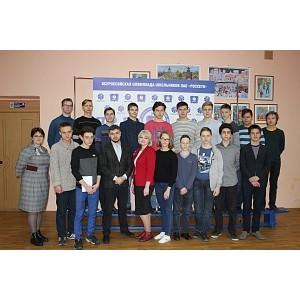 Филиал «Калугаэнерго» организовал отборочный тур Всероссийской олимпиады школьников ПАО «Россети»