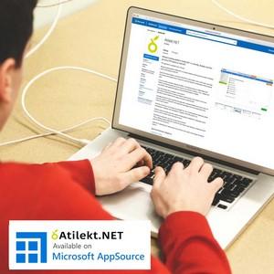 Конструктор сайтов Atilekt.NET теперь представлен на площадках Microsoft Marketplace