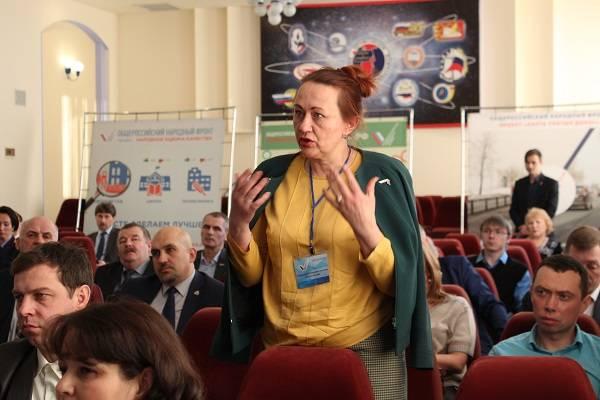 Активисты ОНФ на Камчатке подвели итоги работы за 2018 год