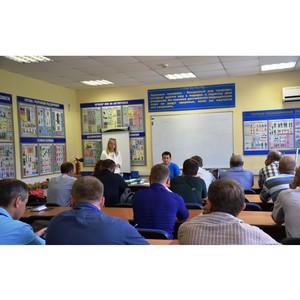 Филиал «Владимирэнерго» подвел итоги мероприятий по обучению персонала за 2018 год