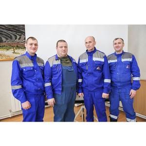 На Стойленском ГОКе выбрали лучшего дробильщика обогатительной фабрики