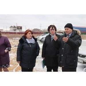 ОНФ призвал ведомства к комплексному подходу в решении проблемы загрязнения села Чигири