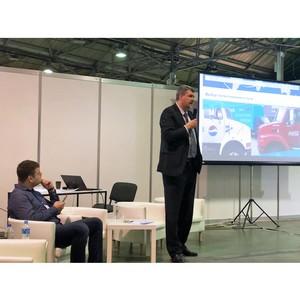 Байкал-Сервис на City Build Russia рассказал о трендах на рынке грузоперевозчиков