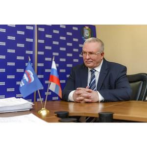 Владимир Семенов проинформировал о дальнейшем развитии проекта «Старшее поколение»