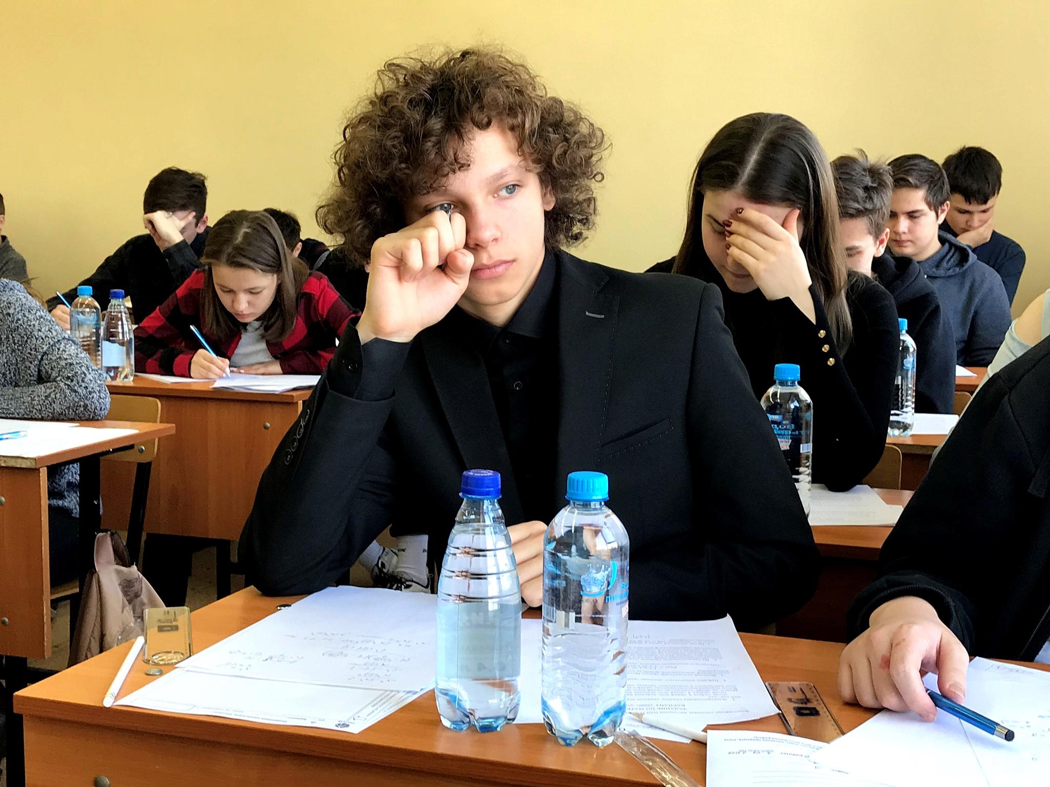 Во Владимире состоялся I региональный этап Всероссийской олимпиады школьников ПАО «Россети»