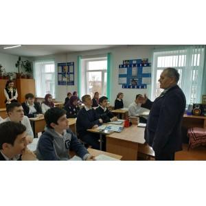 Активисты ОНФ в Чечне организовали для учащейся молодежи мероприятия ко Дню Конституции республики