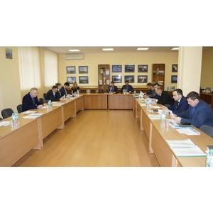 В Липецкэнерго состоялось совещание главных инженеров районов электрических сетей