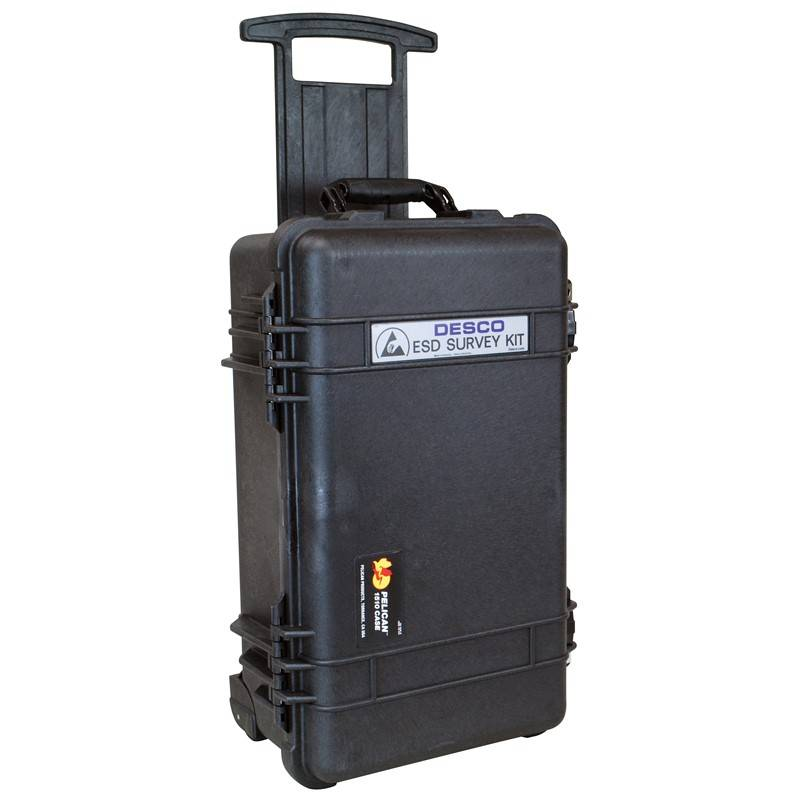 Desco Europe 222689 - комплект для проведения ESD аудита и средств защиты от ЭСР