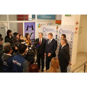 Врио губернатора Астраханской области С. Морозов: Моя главная цель – сделать жизнь астраханцев лучше