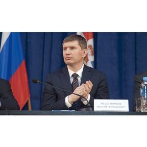 М.Решетников: «Объединительные процессы в территориях проводятся в интересах их жителей»