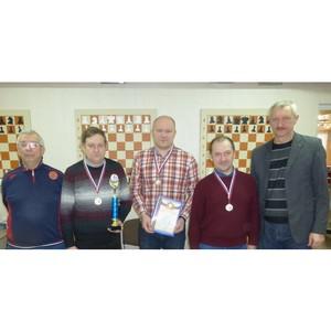 Чемпионат регионального Общества «Динамо» по шахматам завершился победой смоленских таможенников