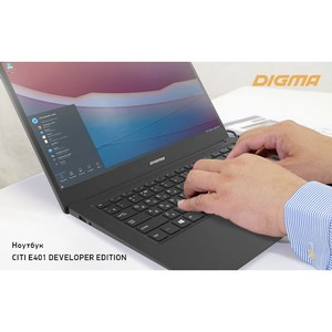 Digma CITI E401 Developer Edition: Linux-ноутбук для каждого