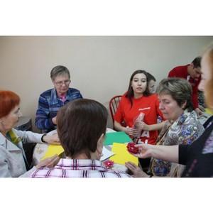 «Молодежка ОНФ» в Республике Коми провела социальную акцию среди пенсионеров и инвалидов