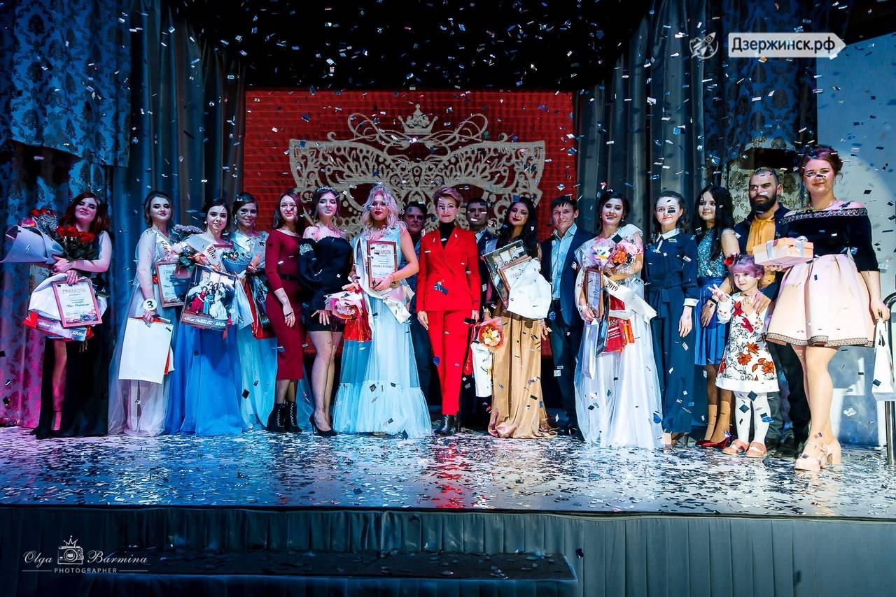 В Дзержинском филиале РАНХиГС состоялся конкурс красоты и таланта «Мисс ДФ РАНХиГС – 2019»