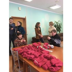 Более 100 пар варежек из шерсти лаек вручат на Универсиаде 2019