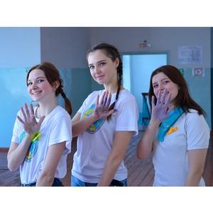«Узелки дружбы» Института и лидеров школ Рубцовского района