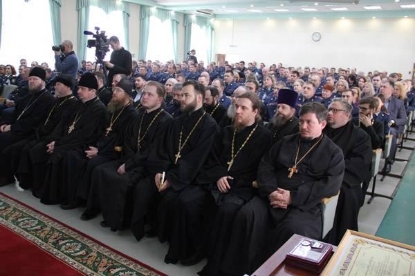 В Кемерово подписано соглашение между ГУФСИН, Кузбасской Митрополией, Духовным Управлением мусульман