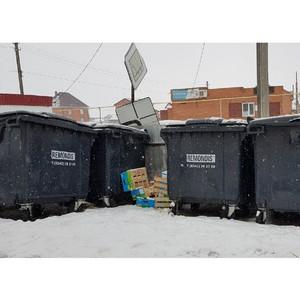Активисты ОНФ в Мордовии предлагают Атемарской сельской администрации перенести мусорную площадку